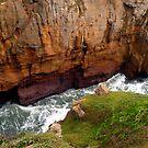 Pancake Rocks, Punakaiki NZ by Magee