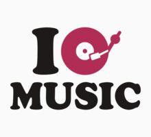 I love music DJ by Designzz