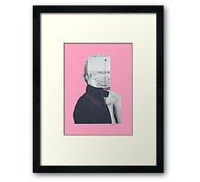 Bravado Framed Print