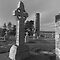 Clonmacnoise Celtic cross 2 by John Quinn