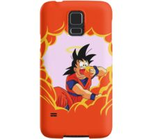Son Goku Samsung Galaxy Case/Skin