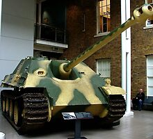 Jagdpanther Tank Destroyer!! by Colin J Williams Photography