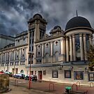 Alhambra Theatre Bradford by Andy Harris