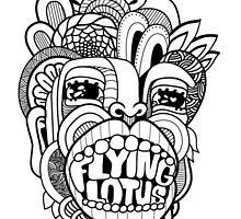 Flying Lotus by rendrata88