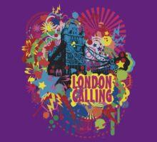 London Calling by FredzArt