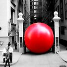 Red Bubble!  by jfpictures