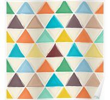Portland triangles Poster