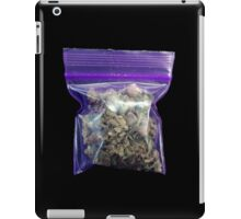 gram of cannabis iPad Case/Skin
