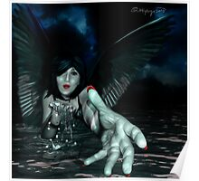 RoxyLust: the Gothic Temptress Poster