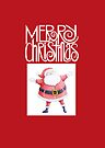 Santa Claus Christmas by Mariana Musa