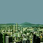 seoul view by noslegof
