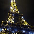 Eiffel Tower by Talia Knight