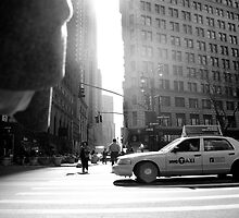 New York City Taxi  by Daniel Bullock