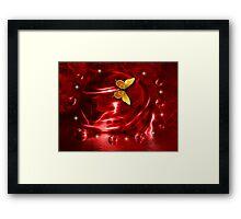 Redbubble Delight Framed Print