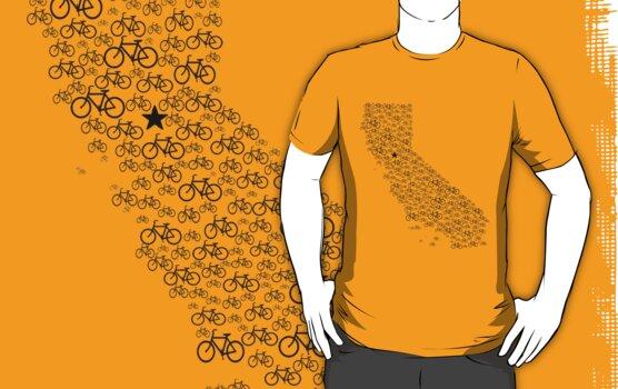 Bike California  by LizzieMorrison