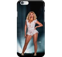 Beyoncé Ms. Carter Tour On Stage 2 iPhone Case/Skin