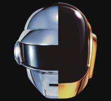 Daft Punk - Random Access Memories Logo by petdot