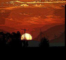OCTOBER 19 2008 SUNRISE by SMOKEYDOGSOCKS