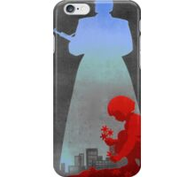 What about the children? iPhone Case/Skin