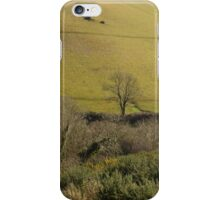 So Green Is The Valley iPhone Case/Skin