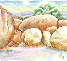 Elephant Rocks by KipDeVore