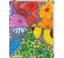 Enchanted Garden iPad Case/Skin