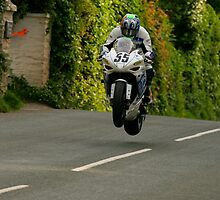 Isle of Man Road Racing 1 by Garrington