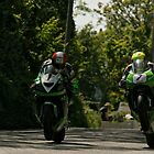 RoadRacing Ballaugh by Garrington