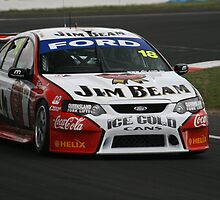 Jim Beam Racing : Johnson / Davison by Jeff D Photography