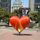 I left my heart in San Francisco by Silverla