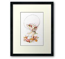 Rosie Framed Print