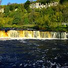 Wain Wath Force near Keld by Trevor Kersley