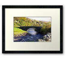 Stone Bridge at Keld,Yorkshire Dales. Framed Print