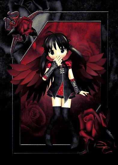 Goth Angel by Shanina Conway
