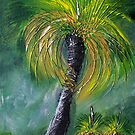 Grass Trees 1 by Ciska