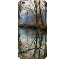 Smoky Reflection iPhone Case/Skin