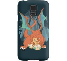 Born of Fire Samsung Galaxy Case/Skin