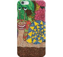 Snail's Eye View iPhone Case/Skin