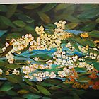 ANNIE'S FLOWERS by Linda Arthurs