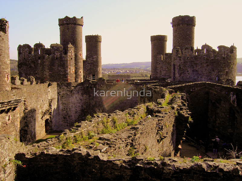 Conwy on the Inside by karenlynda