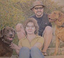 Group portrait - Commission NFS by BogArt56