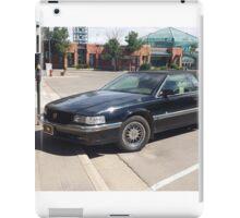 Cadillac Eldorado Touring Coupe iPad Case/Skin
