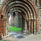 St Botolphs Priory, Colchester, Essex, UK by newbeltane