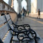 brooklyn bench by Sonia de Macedo-Stewart