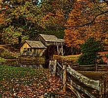 Dont worry this will be my last Mabry Mill Shot! by Jason  Burris