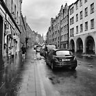 The Royal Mile by Eunice Gibb