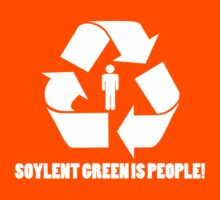 Soylent Green Is People! Kids Clothes