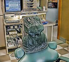 The Dentist Chair by Maria Dryfhout