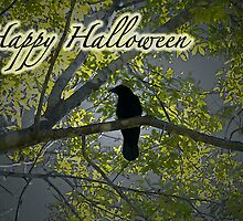 Happy Halloween by Bonnie T.  Barry