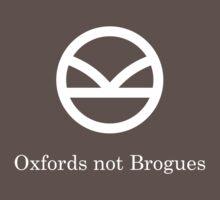 Kingsman Secret Service - Oxfords not Brogues by KimTaekYong